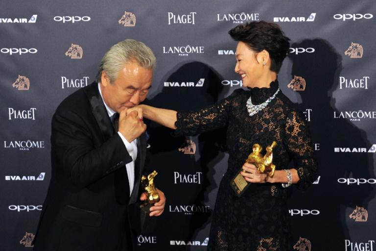 "Chinese actor Tu Men picked up the Best Leading Actor award for his role in ""Old Beast"", while Hong Kong veteran Kara Wai bagged the best actress gong for her part in ""The Bold, the Corrupt, and the Beautiful"""