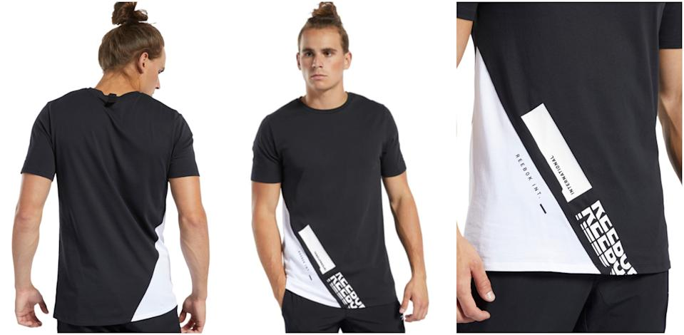 Men's Reebok Training Archive Evolution Tee