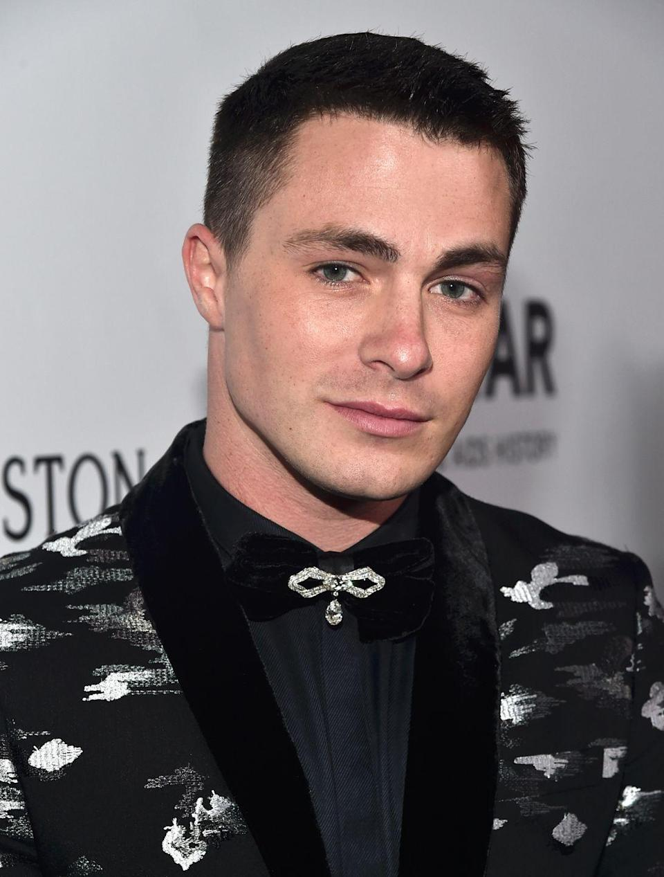 "<p>In 2017, the <em>Teen Wolf</em> actor opened up about his mental health in an Instagram post. ""I've talked about this before but I can't stress enough how important it is to seek help when you're feeling down or in your darkest moments,"" <a href=""https://www.instagram.com/p/BaFPyu6Dty2/?utm_source=ig_embed"" rel=""nofollow noopener"" target=""_blank"" data-ylk=""slk:Haynes captioned the post"" class=""link rapid-noclick-resp"">Haynes captioned the post</a>. ""I've struggled with anxiety and depression since I was in the 5th grade and it's not something that should go untreated or uncared for."" He continued his post by encouraging fans to reach out to people in need of help and encouragement.</p>"