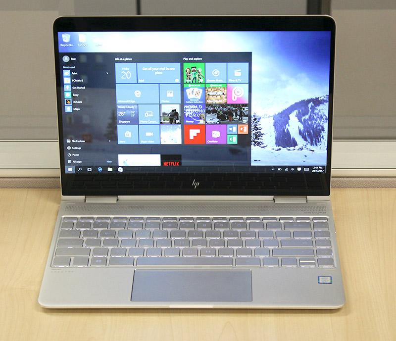 The HP Spectre x360 is an accomplished Ultrabook that also transforms into a tablet.