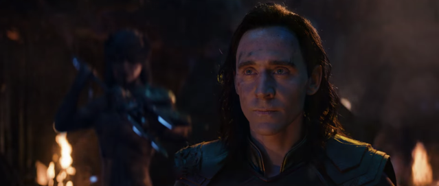 Has Loki (Tom Hiddleston), the god of mischief, finally run out of tricks? (Photo: Marvel Studios)