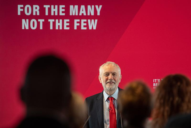 <strong>Labour Party leader Jeremy Corbyn</strong> (Photo: PA Wire/PA Images)