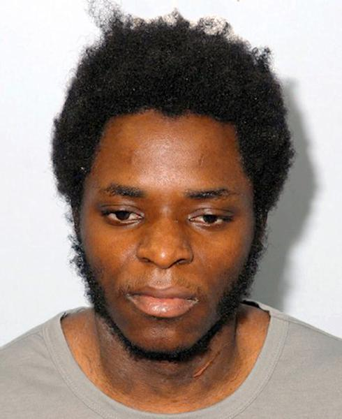 FILE - This undated file image released by the Metropolitan Police issued on Thursday Dec. 19, 2013 shows Michael Adebowale. Michael Adebolajo was found guilty of slaying 25-year-old soldier Lee Rigby and was sentenced to life; accomplice Michael Adebowale gets minimum 45 years. (AP Photo/Metropolitan Police, File)
