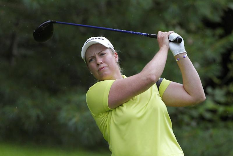 Golf - Lincicome maintains lead at LPGA Championship