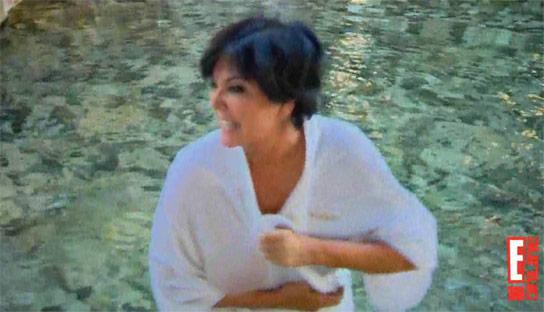 'KUWTK' Recap: Kris Jenner Finally Tells Bruce Jenner The Truth About Her Ex-Lover