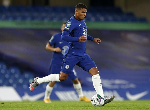 Thiago Silva starred on his Chelsea debut