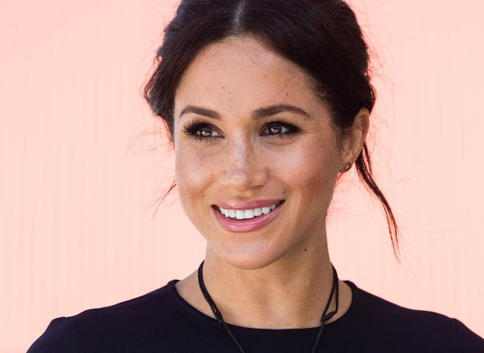 Meghan Markle came in 15th in the poll. (Getty Images)