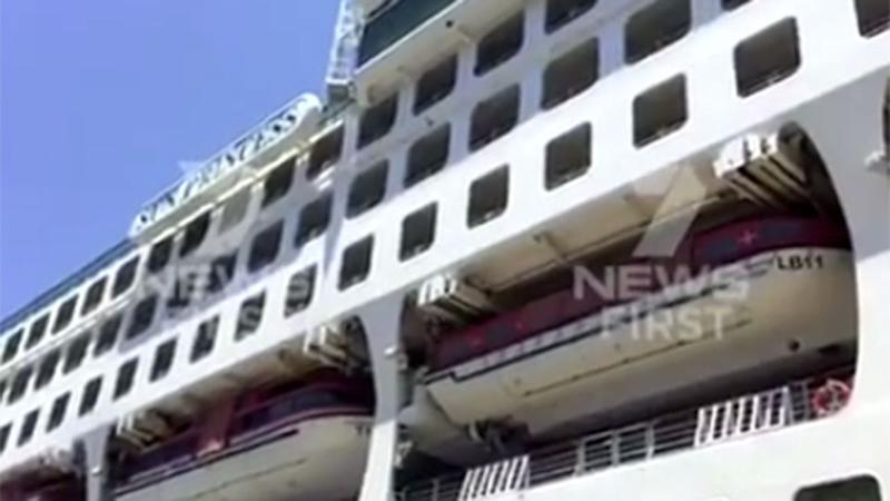 As Gastro cruise hell as gastro outbreak hits 90