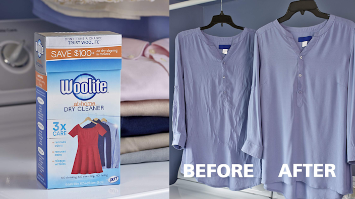 Laundry day just got a lot easier.