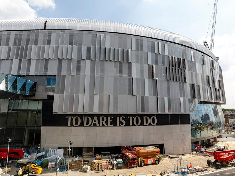 Tottenham's new stadium opening has been put back over safety problems: Getty