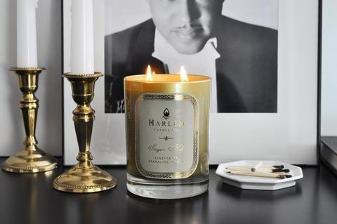 <p>This <span>Sugar Hill Luxury Candle</span> ($45) bursts with notes of hand lemon, bergamot, orange flower, bright neroli and crisp lavender, tempered by honeyed vanilla and crystallized sugar for a sweet finish.</p>