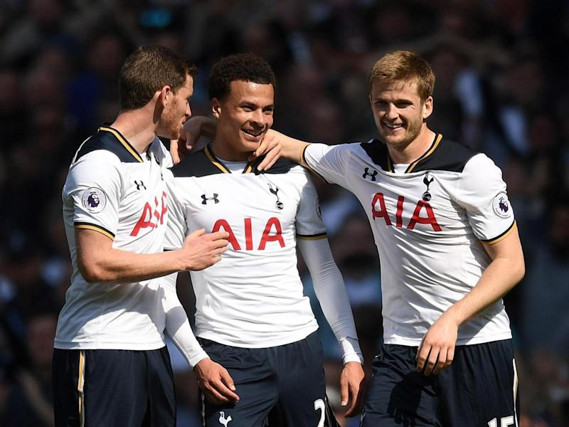 Dele Alli has flourished at Tottenham this season (Getty)