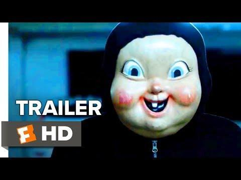 """<p>If you ever wondered what <em>Groundhog Day </em>would be like as a slasher, this movie is your answer. </p><p><a class=""""link rapid-noclick-resp"""" href=""""https://www.amazon.com/Happy-Death-Day-Jessica-Rothe/dp/B076BZVSQ2?tag=syn-yahoo-20&ascsubtag=%5Bartid%7C10054.g.35995580%5Bsrc%7Cyahoo-us"""" rel=""""nofollow noopener"""" target=""""_blank"""" data-ylk=""""slk:WATCH IT"""">WATCH IT</a></p><p><a href=""""https://www.youtube.com/watch?v=1NTaDm3atkc"""" rel=""""nofollow noopener"""" target=""""_blank"""" data-ylk=""""slk:See the original post on Youtube"""" class=""""link rapid-noclick-resp"""">See the original post on Youtube</a></p>"""