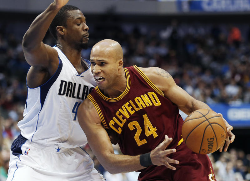 Kevin Love Dedicates Instagram Post to Richard Jefferson While Clowning Channing Frye