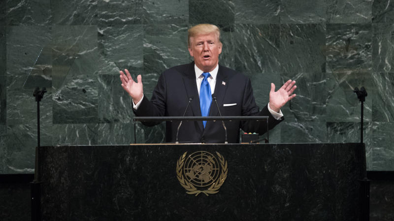Trump Will 'Decertify' The Iran Deal, Punt The Issue To Congress