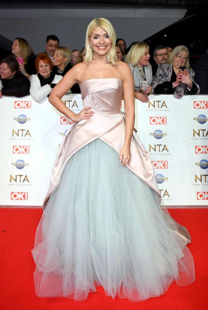 National Television Awards 2020. (Getty Images)