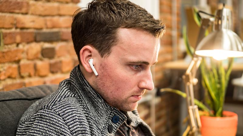 AirPods sound better than their other wireless counterparts.