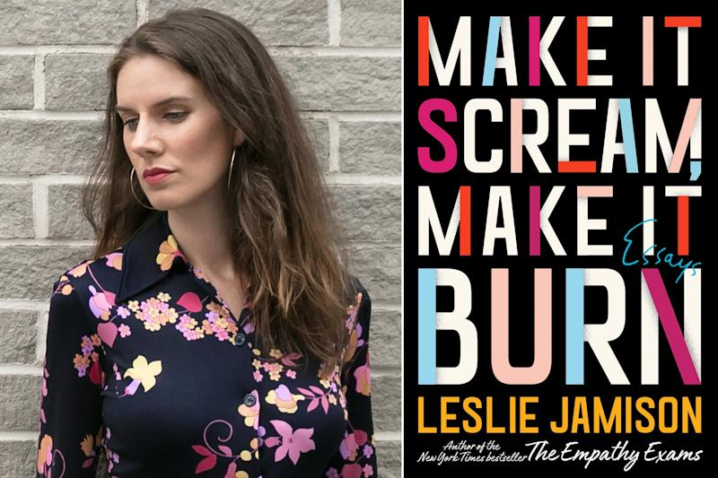 Leslie Jamison talks life, love, and the beauty of earnestness