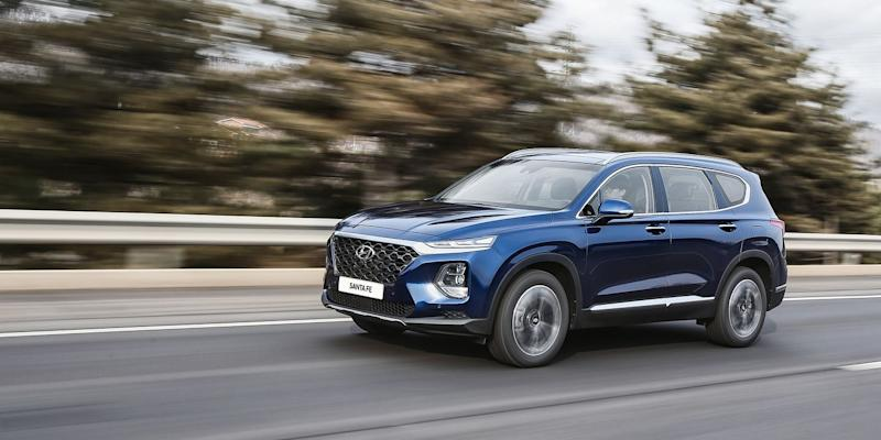 2019 Hyundai Santa Fe Bolder Looks And An Optional Diesel