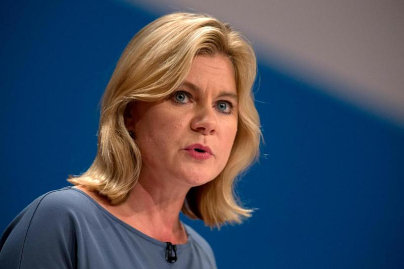 Education secretary Justine Greening (Getty Images)