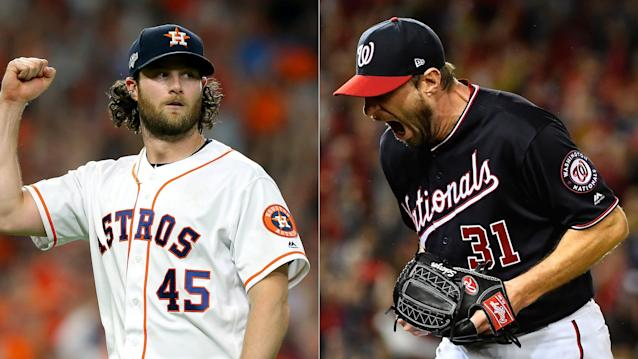 Astros and Nationals ready for an old-school World Series