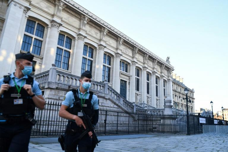 For several weeks the Paris special court will hear witness statements from survivors (AFP/Alain JOCARD)