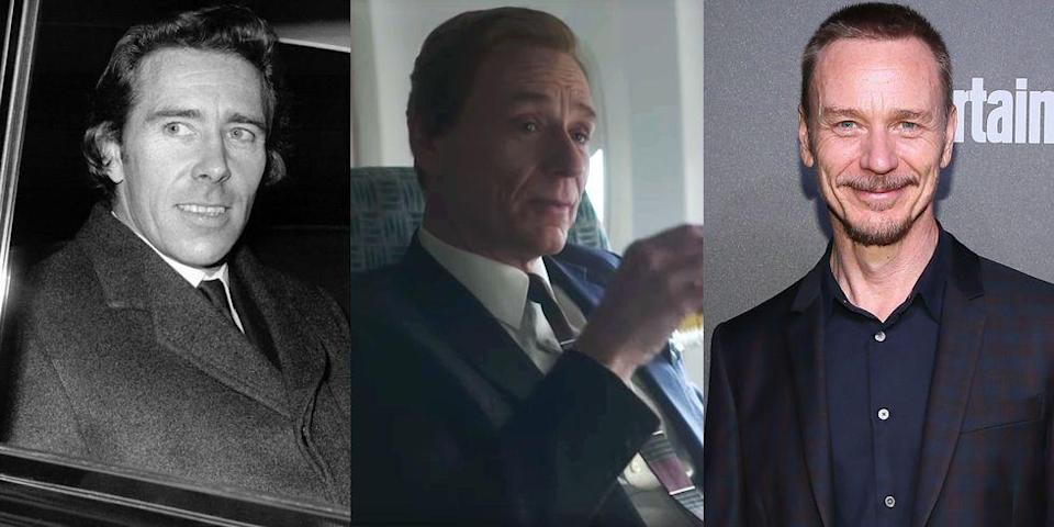 <p>Ben Daniels, of <em>Rogue One: A Star Wars Story</em> and <em>The Exorcist </em>TV show, will play Antony Armstrong-Jones, husband of Princess Margaret and the 1st Earl of Snowdon, in the new season of <em>The Crown</em>.</p>
