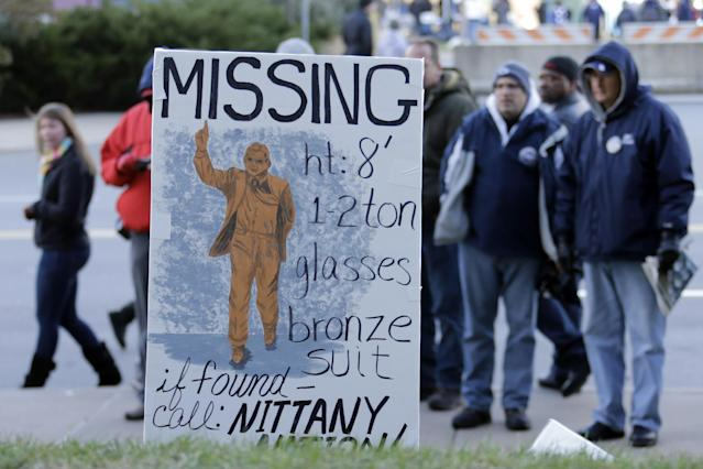 The problematic legacy of Joe Paterno