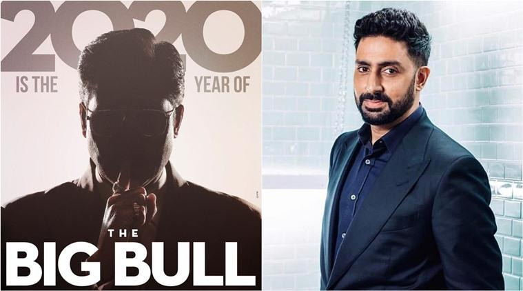 abhishek bachchan the big bull