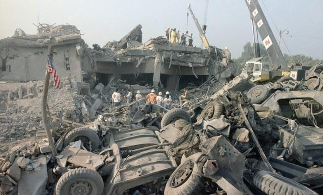 The attack on the U.S. Marines barracks in Beirut, Lebanon, in 1983 was America's deadliest day in decades.