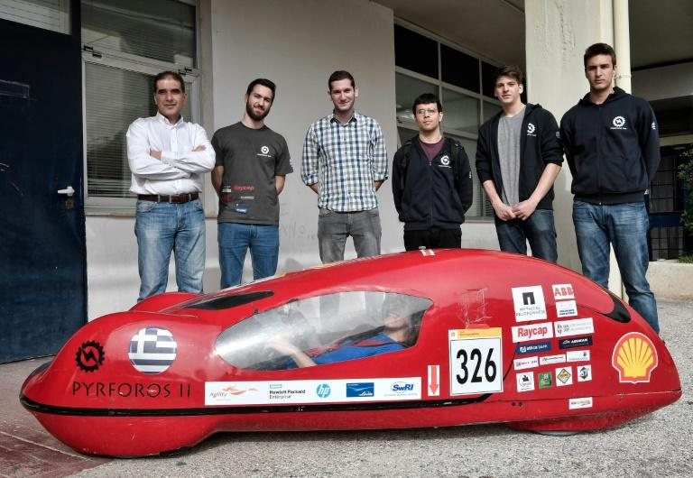 The Pyrforos project has seen several Greek engineers gain employment with international carmakers