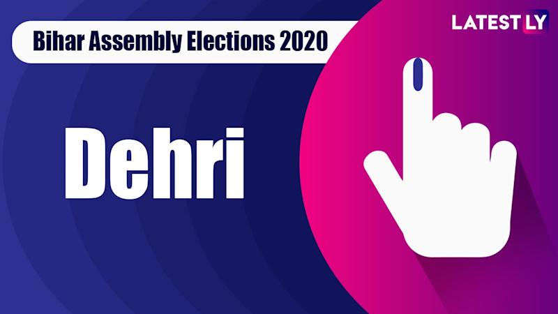 Dehri Vidhan Sabha Seat in Bihar Assembly Elections 2020: Candidates, MLA, Schedule And Result Date