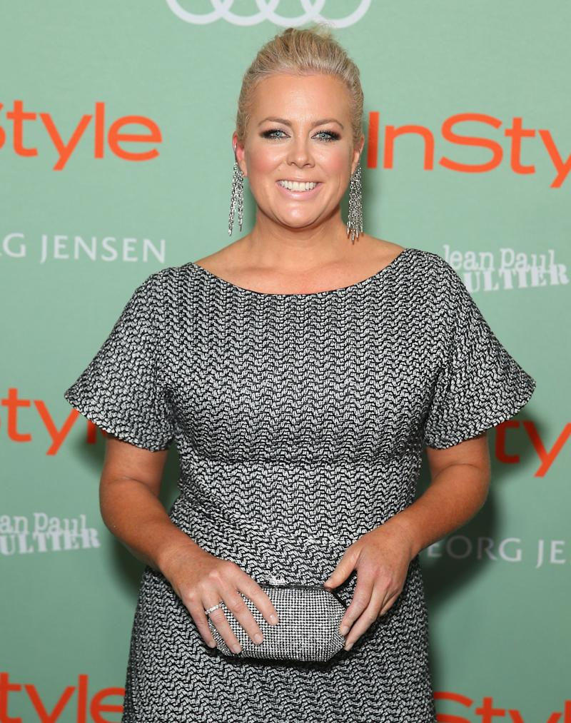 Sam Armytage has been scrutinised for her weight for years.