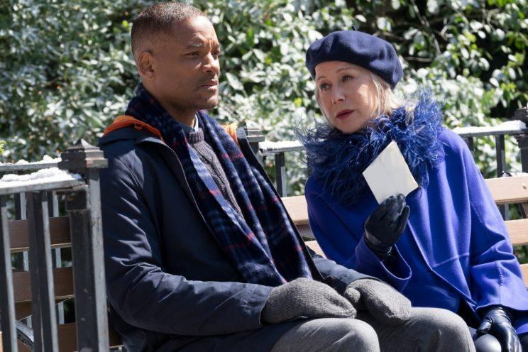 Panned... Will Smtih's new movie Collateral Beauty is getting a kicking - Credit: Warner Bros