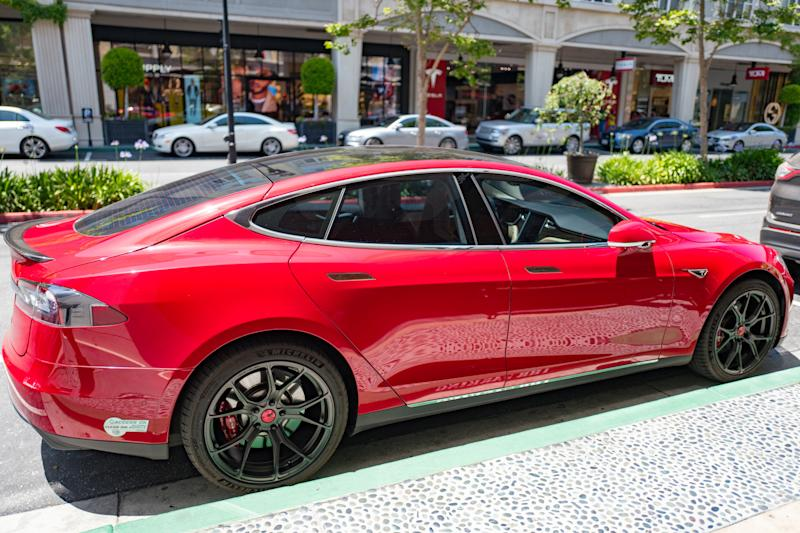 the agility persistence and pain behind tesla s model 3