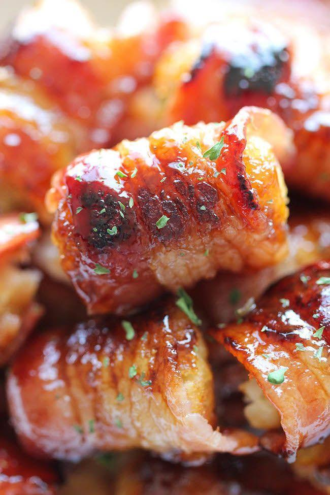 "<p>Tater tots are already a crowd pleaser, but wrap 'em in bacon, and you're on a whole new level.</p><p><strong>Get the recipe at <a href=""http://damndelicious.net/2014/07/26/bacon-wrapped-tater-tot-bombs/"" rel=""nofollow noopener"" target=""_blank"" data-ylk=""slk:Damn Delicious"" class=""link rapid-noclick-resp"">Damn Delicious</a>.</strong> </p>"
