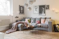 The colour grey can anchor absolutely any colour scheme in the living room. That's the secret for its gaining popularity in Indian homes. Plus it injects the space with a bit of sophistication. What's not to love. Photo credit: HOUZZ