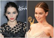 <p>Sometimes the <em>Game of Thrones </em>star opts for dark, dramatic makeup when she's going for a trendy or glamorous look. But as of recently, she's been rocking a more natural look. Perhaps, because she's forced to be fresh-faced so often on <em>GOT.</em></p>