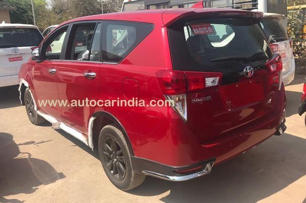Innova Crysta Touring Sport, Innova Crysta Touring Sport India, Innova Crysta Touring Sport images