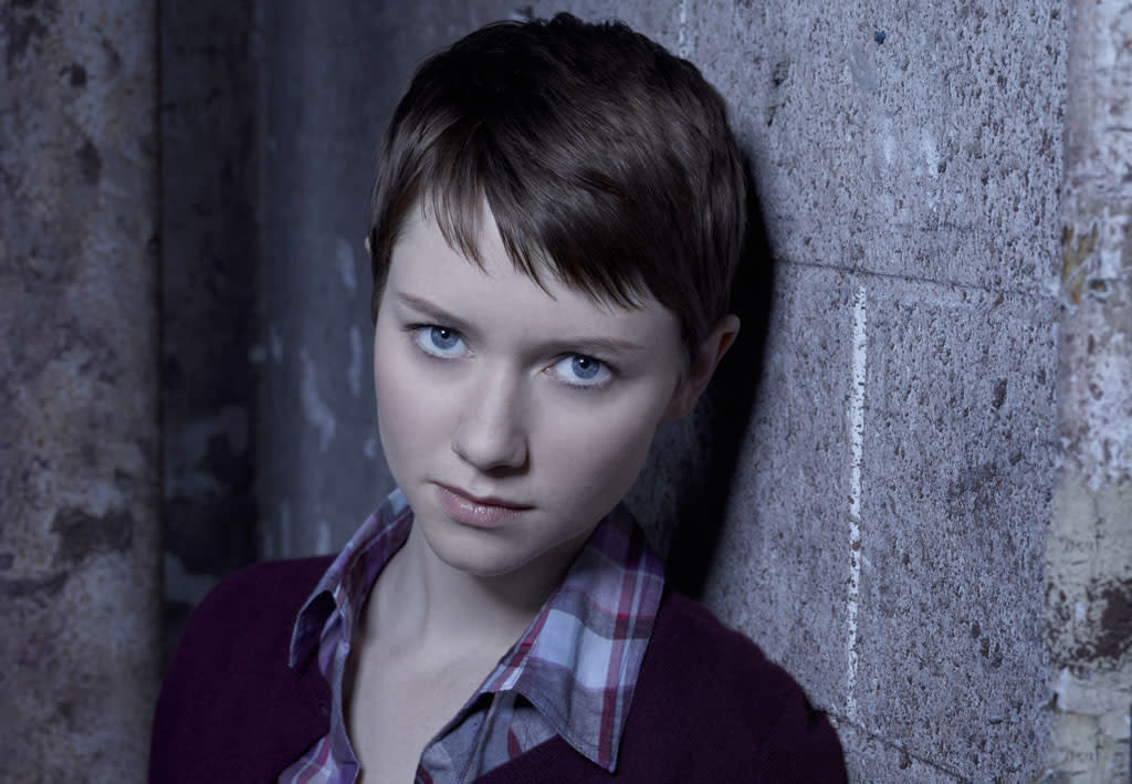 "Valorie Curry as Denise in ""The Following"" on Fox."