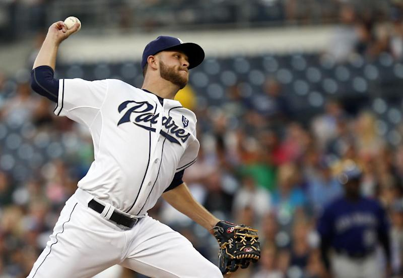 Solarte's 2-run homer lifts Padres to 4-3 win