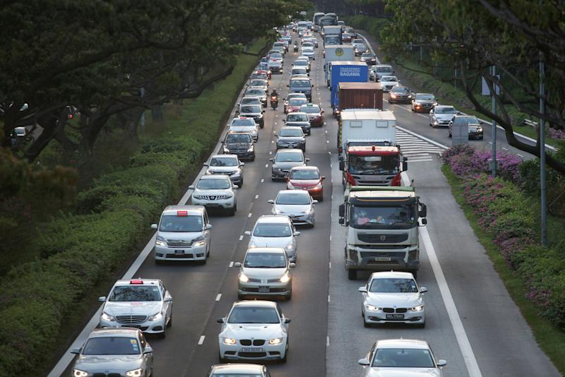 Private auto  growth in Singapore to stop