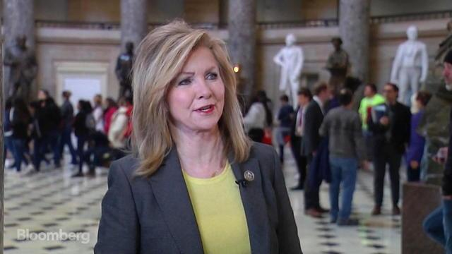 "Mar.23 -- Rep. Marsha Blackburn, a Tennessee Republican, comments on the prospects for the GOP health bill in an interview with Bloomberg's Kevin Cirilli on ""Bloomberg Markets."""