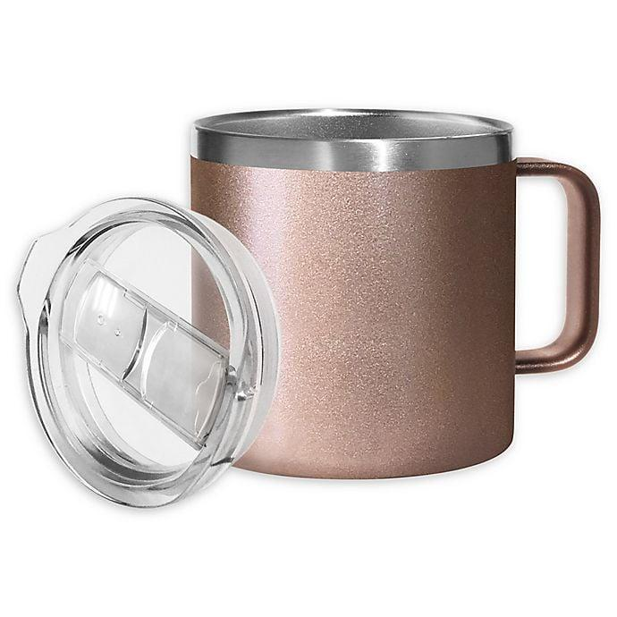 <p>You can never have enough drinkware, and the <span>Oggi Stainless Steel Mug With Lid</span> ($15) is perfect for hot and cold drinks.</p>