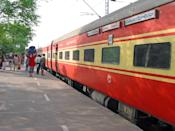 <p><b>Rajdhani Express</b></p>Rajdhani Express is the second fastest train in India which connects New Delhi with other important cities in the country. Rajdhani Express was introduced in 1969 and receives a high priority in the Indian railway network. First Class AC, AC 2-tier and AC 3-tier are the three classes of accommodation that almost all Rajdhani trains offer.