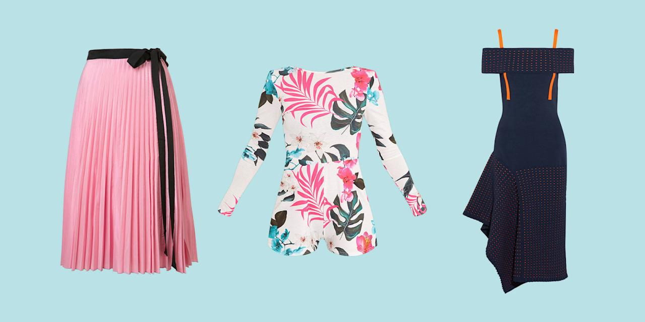 <p>Outfit ideas for when those temperatures climb.</p>