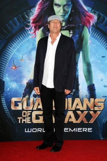 Gregg Henry at the 'Guardians of the Galaxy' premiere