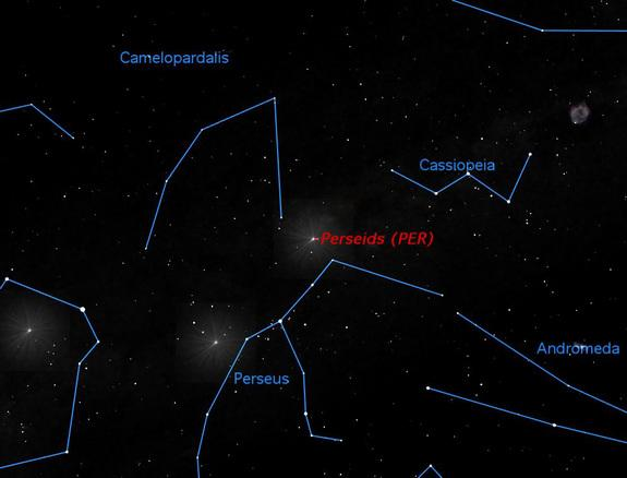 Sunday and Monday, August 11 and 12, 2013, all night. The peak of the Perseid meteor shower, usually the best in the year, occurs in the middle of the day on Monday August 12, so both the night before and the night after will both be good to ob