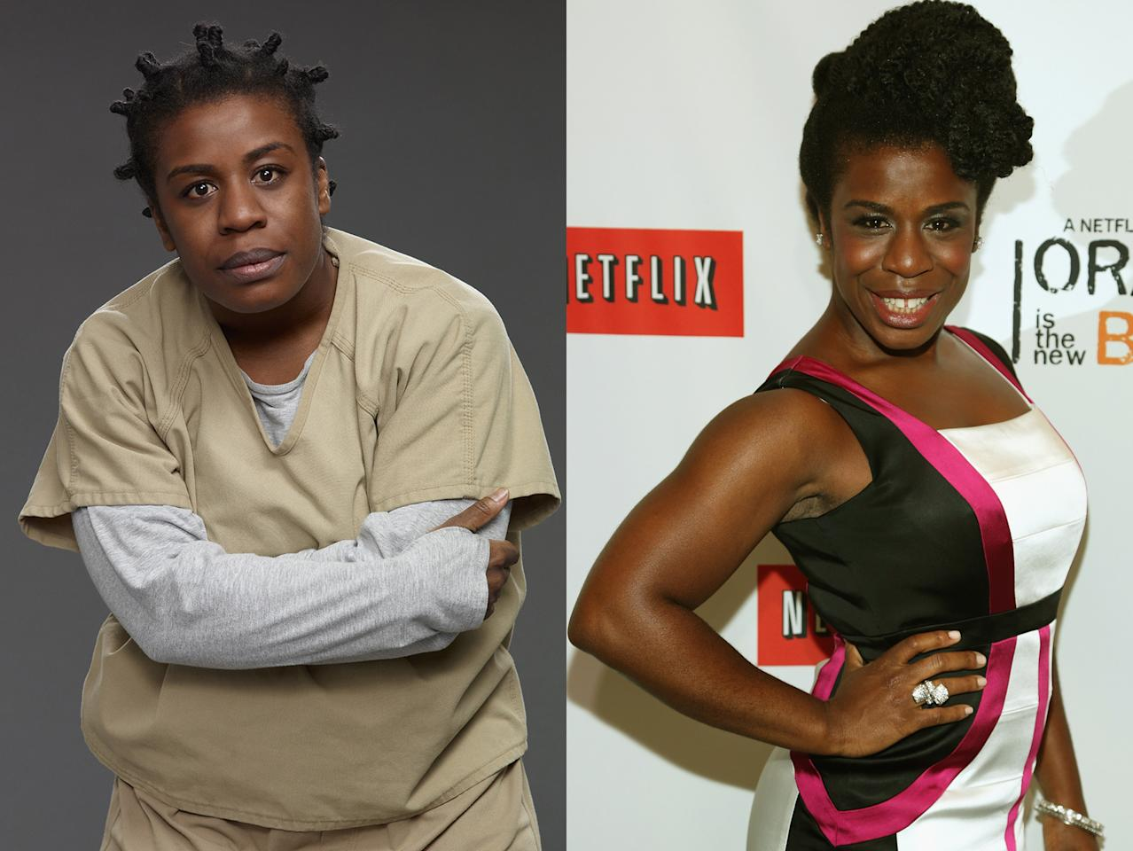 """Orange is the New Black"": Uzo Aduba"