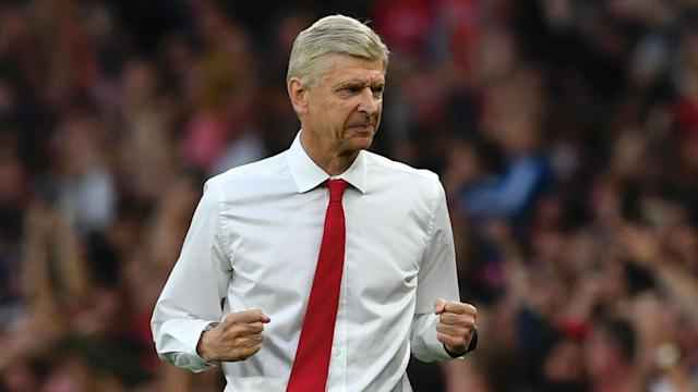 Arsene Wenger has ruled out leaving Arsenal for England right now, but he can see himself coach The Three Lions in the future.